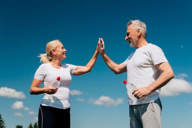 बुजुर्गों में रोग प्रतिरोधक क्षमता