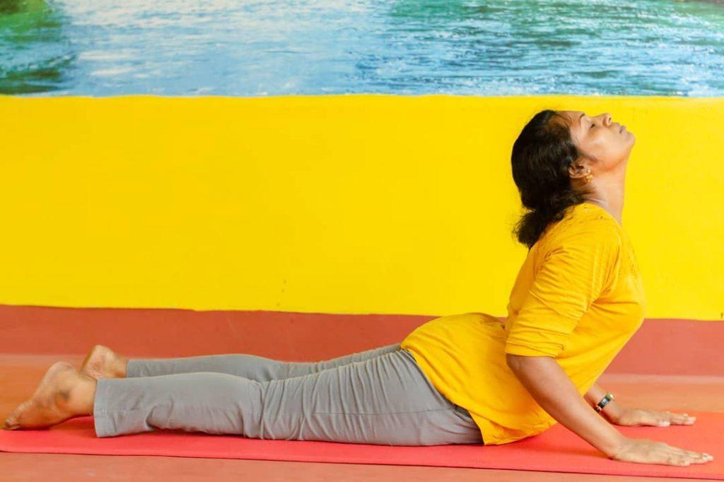 वजन बढ़ाने के लिए बाबा रामदेव योग, Pranayama And yogasana for weight gain in Hindi