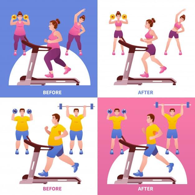 kamar aur pet kam karne ke upay - कमर और पेट कम करने के उपाय (Best Tips to Reduce Belly Fat in Hindi)