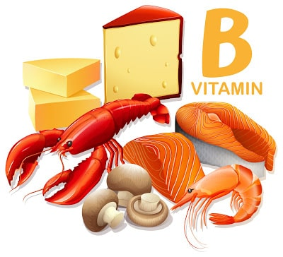 विटामिन B के फायदे, स्रोत और नुकसान - Vitamin B Ke Fayde, Srot Aur Nuksan in Hindi, Vitamin B Benefits, Sources & Side Effects In Hindi