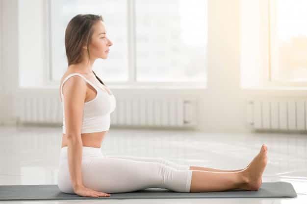 पॉलिसिस्टिक ओवरी सिंड्रोम PCOS के लिए योगा - PCOS Ke Liye Yoga - Yoga For PCOS in Hindi